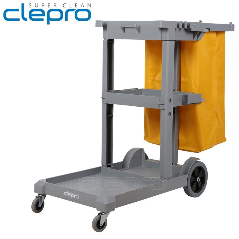 Xe đẩy dọn phòng CLEPRO CP -011