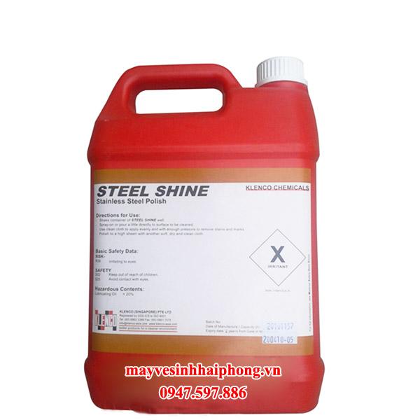 Hóa chất đánh bóng Inox, kim loại Steel Shine
