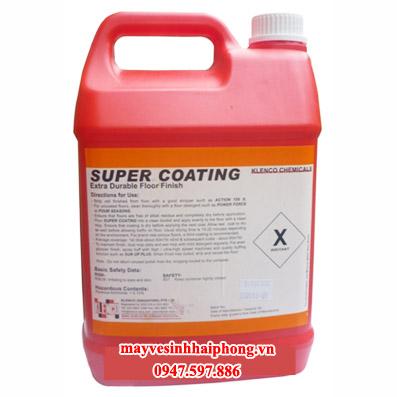 Hóa chất phủ bóng mặt sàn Super Coating