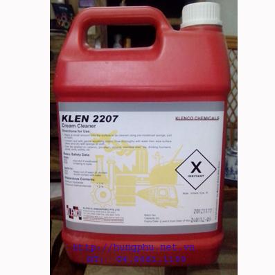 Hóa chất làm sạch kim loại dạng kem KLEN 2207