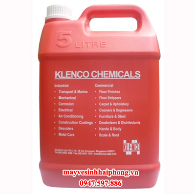 Hóa chất tẩy rửa đa năng Power Sanlene